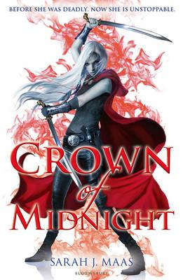 Image for Crown of Midnight #2 Throne of Glass