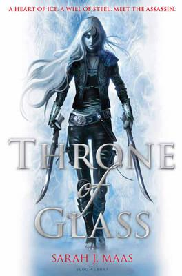 Image for Throne of Glass #1 Throne of Glass