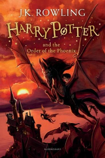 Image for Harry Potter and the Order of the Phoenix #5 Harry Potter
