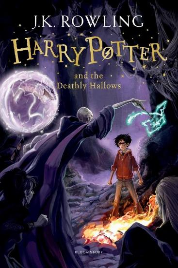 Image for Harry Potter and the Deathly Hallows #7 Harry Potter
