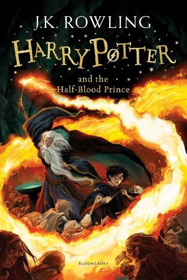 Image for Harry Potter and the Half-Blood Prince #6 Harry Potter