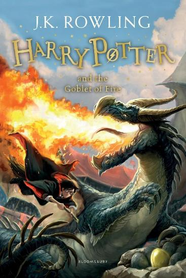 Image for Harry Potter and the Goblet of Fire #4 Harry Potter