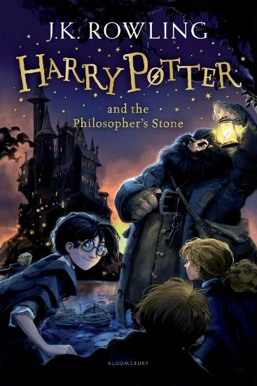 Image for Harry Potter and the Philosopher's Stone #1 Harry Potter