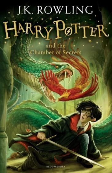 Image for Harry Potter and the Chamber of Secrets #2 Harry Potter