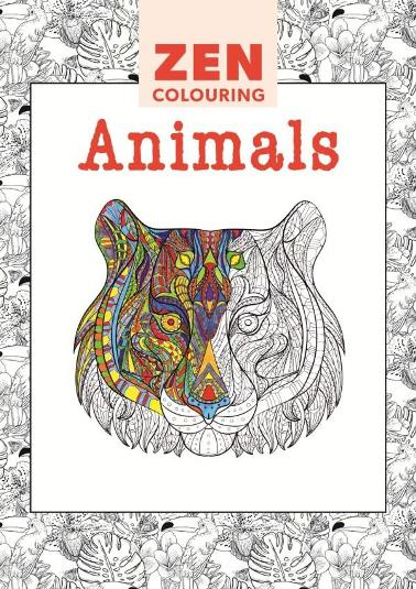 Image for Zen Colouring - Animals