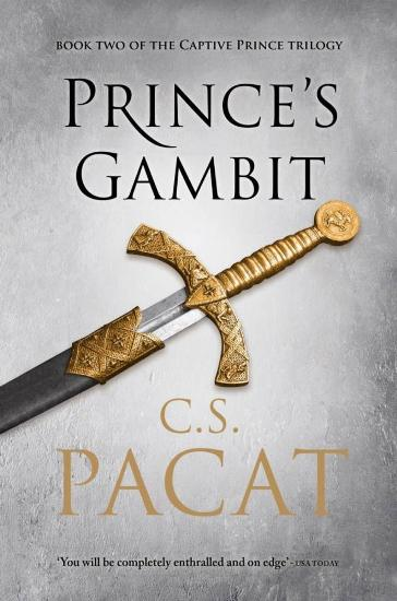 Image for Prince's Gambit #2 Captive Prince