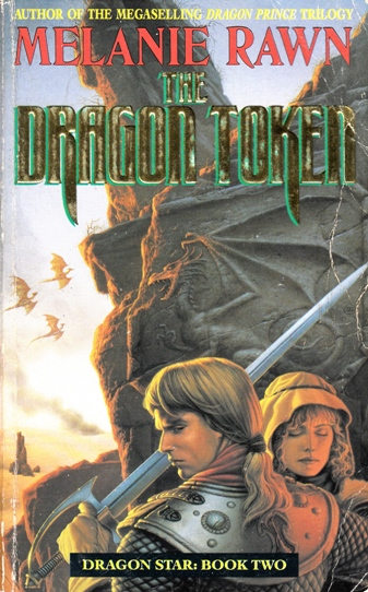 Image for The Dragon Token #2 Dragon Star [used book]