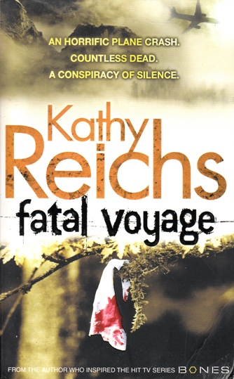 Image for Fatal Voyage #4 Temperance Brennan [used book]