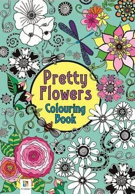 Image for Pretty Flowers Colouring Book