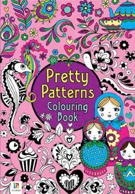 Image for Pretty Patterns Colouring Book
