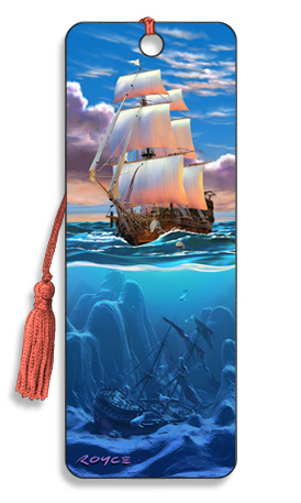 Image for Sail Away 3D Bookmark