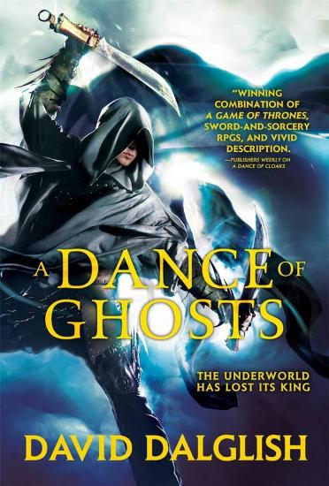 Image for A Dance of Ghosts #5 Shadowdance