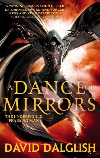 Image for A Dance of Mirrors #3 Shadowdance