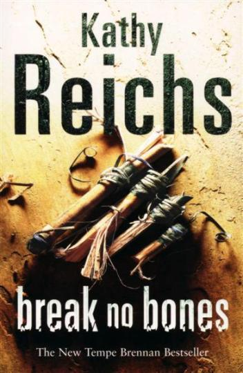 Image for Break No Bones #9 Temperance Brennan [used book]