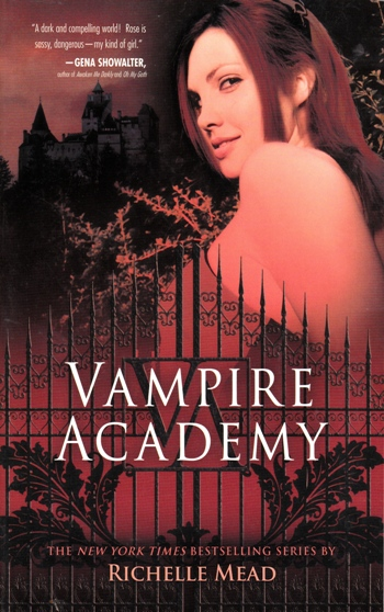 Image for Vampire Academy #1 Vampire Academy [used book]