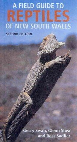 Image for A Field Guide to Reptiles of New South Wales 2nd Edition