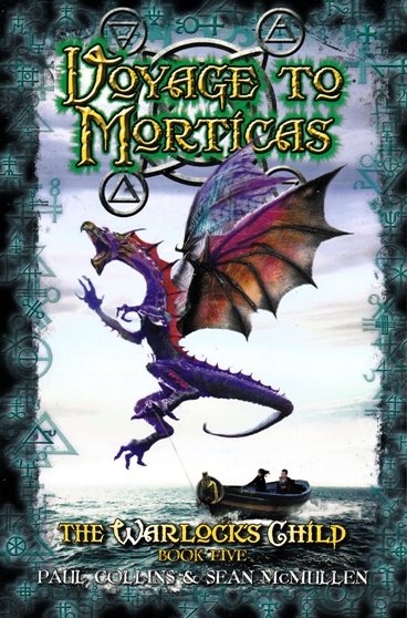 Image for Voyage to Morticas #5 Warlock's Child