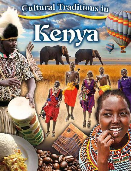 Image for Cultural Traditions in Kenya # Cultural Traditions in My World