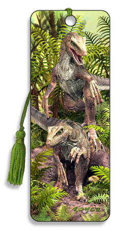 Image for Bad Boys Dinosaurs 3D Bookmark