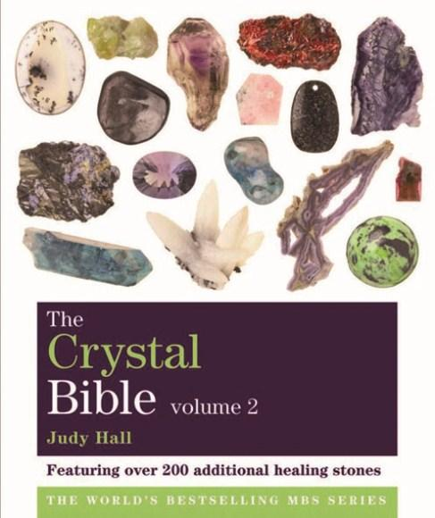Image for The Crystal Bible Volume 2 : Featuring over 200 additional healing stones