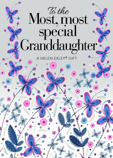 Image for To The Most Most Special Granddaughter