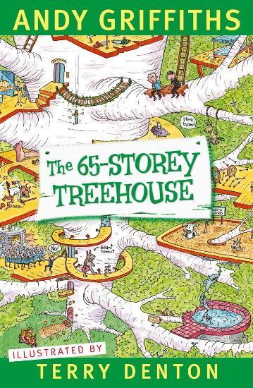 Image for The 65-Storey Treehouse #5 Treehouse Series