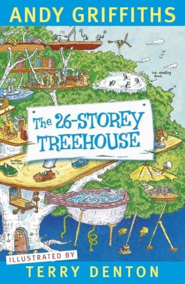 Image for The 26-Storey Treehouse #2 Treehouse Series