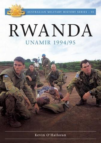 Image for Rwanda Unamir 1994/95 #1 Australian Military History Series