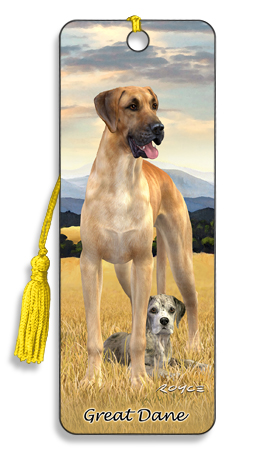 Image for Great Dane 3D Bookmark