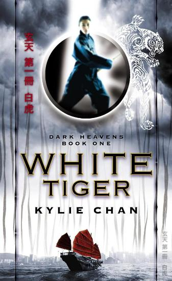 Image for White Tiger #1 Dark Heavens [used book]