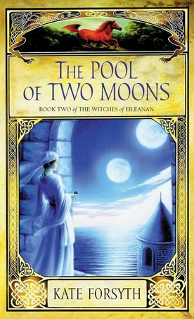 Image for The Pool of Two Moons #2 The Witches of Eileanan [used book]
