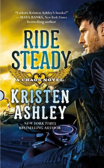 Image for Ride Steady #3 Chaos