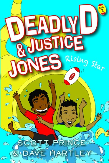 Image for Rising Star #2 Deadly D and Justice Jones