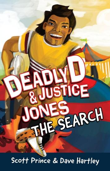 Image for The Search #3 Deadly D and Justice Jones