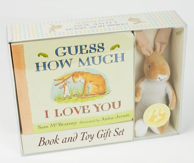 Image for Guess How Much I Love You : Book and Toy Gift Set