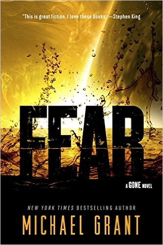 Image for Fear #5 Gone