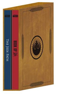 Image for Star Wars - Book of Sith & The Jedi Path Slipcase