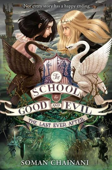 Image for The Last Ever After #3 School for Good and Evil