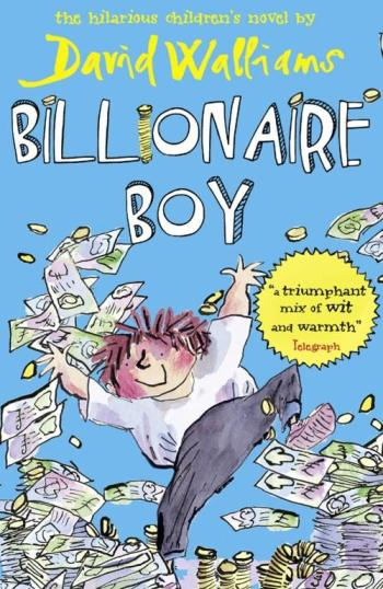 Image for Billionaire Boy