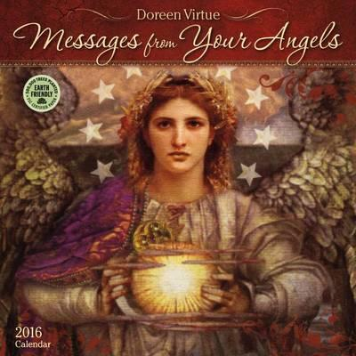 Image for Messages from Your Angels 2016 Calendar