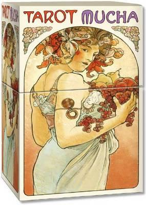 Image for Tarot Mucha : 78 Cards with Guidebook