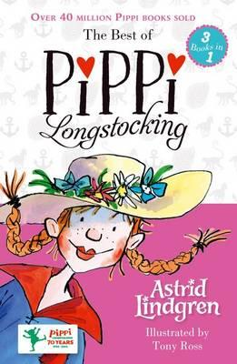 Image for The Best of Pippi Longstocking (3 Books in 1)