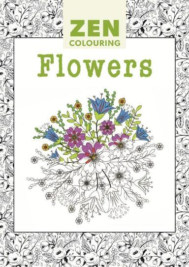 Image for Zen Colouring - Flowers