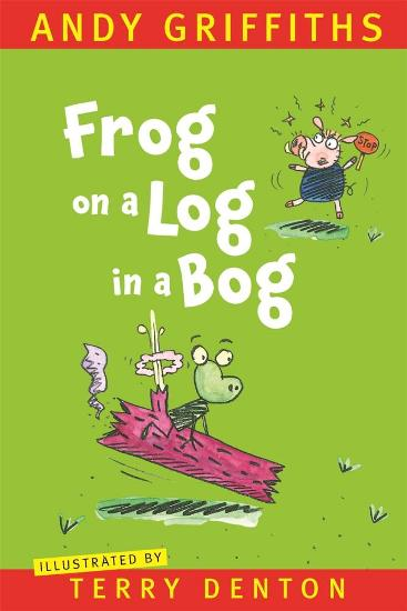Image for Frog on a Log in a Bog