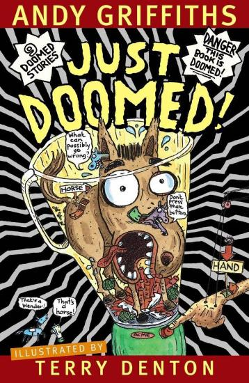 Image for Just Doomed! #8 Just Series