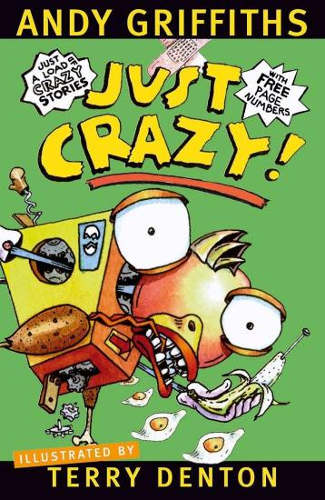 Image for Just Crazy! #4 Just Series