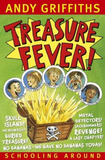 Image for Treasure Fever! #1 Schooling Around Series