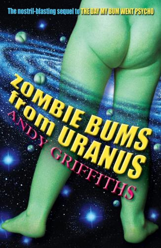 Image for Zombie Bums from Uranus @ Zombie Butts from Uranus! #2 Bum Trilogy