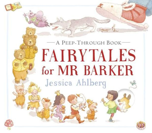 Image for Fairytales for Mr. Barker # A Peep-Through Book