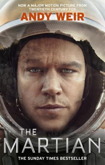 Image for The Martian: Film Tie-in Edition